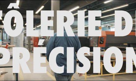 Vidéo promotionnelle en Tôlerie